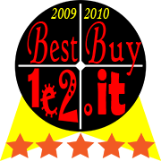 1e2.it premio Best Buy 2009-2010
