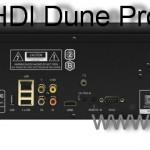 HDI Dune Pro - Media Player e Lettore Blu Ray 3D - Retro